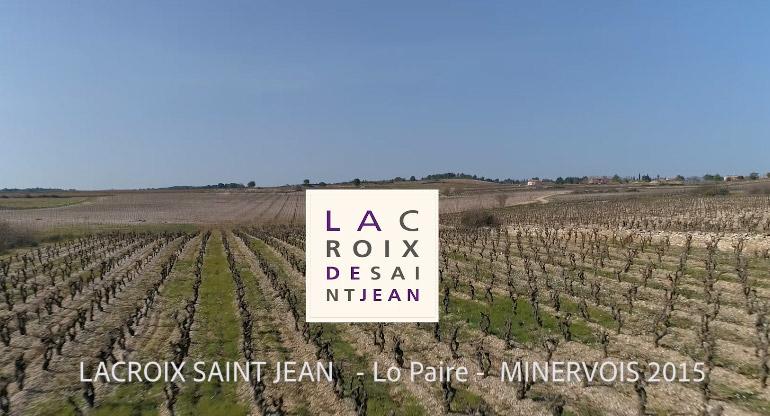 Rachel chez les Vignerons • Domaine Lacroix St Jean