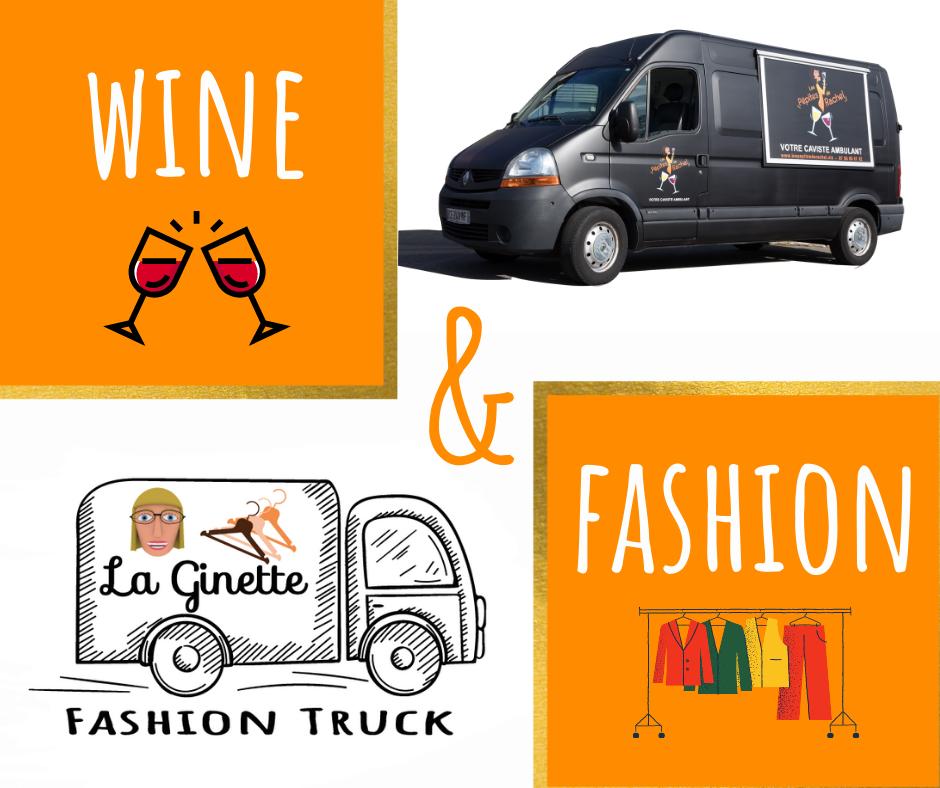 wine and fashion